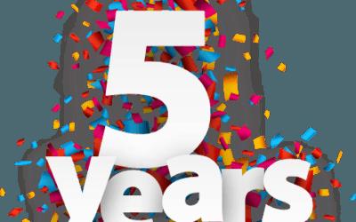 Be Suitable bestaat 5 jaar!